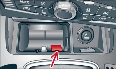 разблокировка Audi Q7 2005-2009