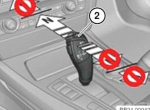 разблокировка АКПП BMW F10, F30, F25