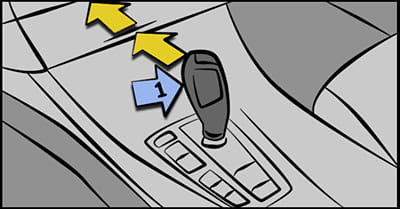 разблокировка АКПП BMW X3 F25