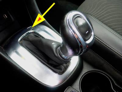 разблокировка АКПП Opel Mokka
