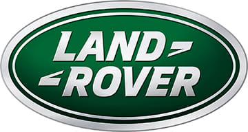 логотип Land Rover и Range Rover