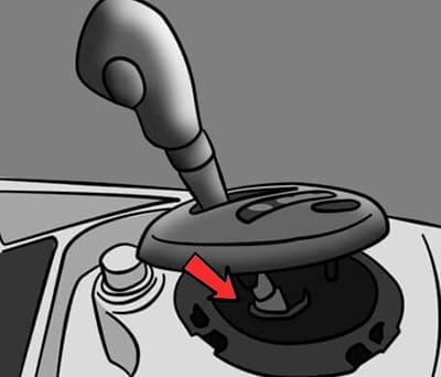 разблокировка АКПП Renault Megan 2