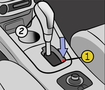 разблокировка АКПП Renault Megan 3