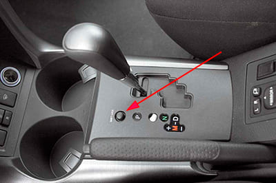 Разблокировка АКПП Toyota RAV4